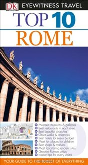 Top 10 Rome [With Pull-Out Map and Guide]  - Bramblett, Reid