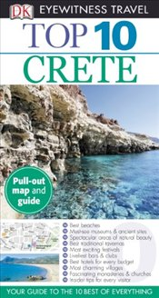 Top 10 Crete [With Pull-Out Map and Guide]  - Gauldie, Robin