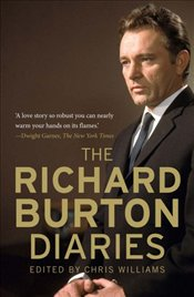 Richard Burton Diaries - Williams, Chris