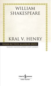Kral V. Henry : Ciltli - Shakespeare, William