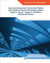 University Physics 13e PNIE : with Modern Physics Technology Update - Young, Hugh D.