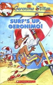 Surfs up, Geronimo! (Geronimo Stilton #20) - Stilton, Geronimo