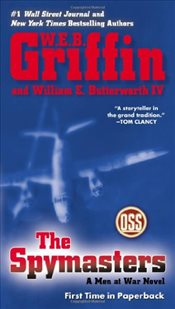 Spymasters : Men at War - Griffin, W. E. B.