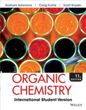 Organic Chemistry 11e with WileyPlus Code Set - Solomons, Graham T. W.