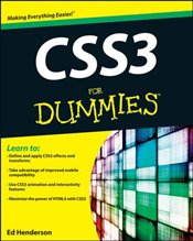 CSS3 For Dummies - Henderson, Ed