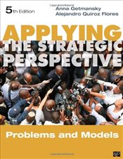 Applying the Strategic Perspective : Problems and Models, Workbook - Getmansky, Anna