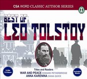 Best of Leo Tolstoy : Audio CD - Tolstoy, Lev Nikolayeviç