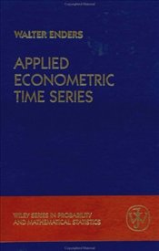 Applied Econometric Times Series Guide 2E WSE - Enders, Walter