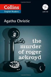 Murder of Roger Ackroyd with CD - Christie, Agatha