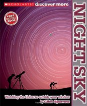 Scholastic Discover More : Night Sky - Sparrow, Giles