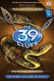 Vipers Nest: The 39 Clues, Book 7 - Lerangis, Peter