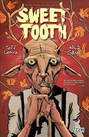 Sweet Tooth Volume 6 : Wild Game TP - Lemire, Jeff