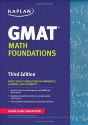 Kaplan GMAT Math Foundations - Kaplan