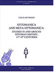 Ottomanica and Meta - Ottomanica - Heywood, Colin