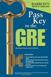 Pass Key to the GRE 7e - Weiner-Green, Sharon