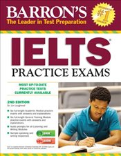 IELTS Practice Exams : International English Language Testing System - Lougheed, Lin