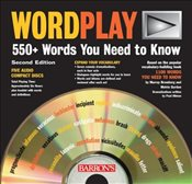 Wordplay : 550+ Words You Need to Know - Bromberg, Murray