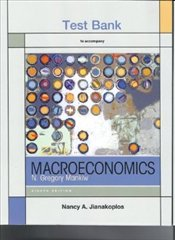 Test Bank to Accompany Macroeconomics 8e - Mankiw, Gregory N.