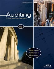 Auditing: A Business Risk Approach 8E - Rittenberg, Larry E.