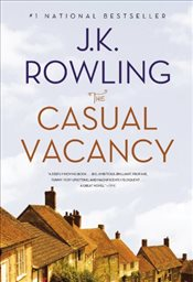 Casual Vacancy - Rowling, J. K.
