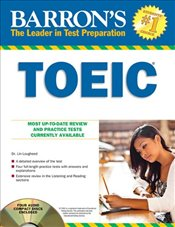 BARRON'S TOEIC with MP3 CD 6e - Lougheed, Lin