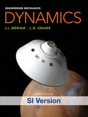 Engineering Mechanics : Dynamics 7e ISV Book&WP Şifreli - Meriam, J. L.