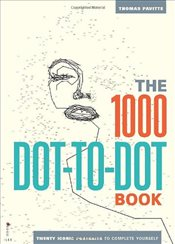 1000 Dot-to-Dot Book : Twenty Iconic Portraits to Complete Yourself -