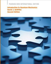 Introduction to Quantum Mechanics 2e PNIE - Griffiths, David J.