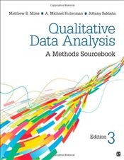 Qualitative Data Analysis : A Methods Sourcebook 3e - Miles, Matthew B.
