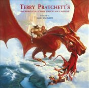Terry Pratchetts Discworld Collectors Edition 2014 Calendar  - Pratchett, Terry