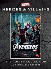 Marvels Avengers Heroes and Villians Poster Collection - Collective,