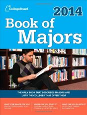 Book of Majors 2014 (College Board Book of Majors) -