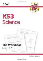 KS3 Science Workbook (Including Answers) : Levels 3 - 5 - Collective,