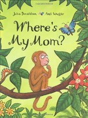 Wheres My Mom - Donaldson, Julia