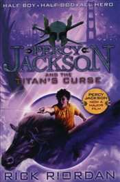 Percy Jackson and the Titans Curse - Riordan, Rick