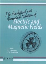 Analytical and Numerical Solution of Electric and Magnetic Fields - Binns, K. J.