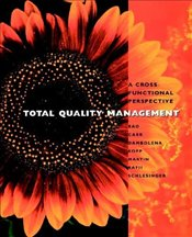 Total Quality Management POD : A Cross Functional Perspective - RAO, ASHOK