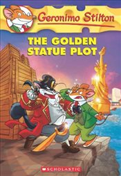 Golden Statue Plot - Stilton, Geronimo