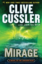 Mirage (Oregon Files) - Cussler, Clive
