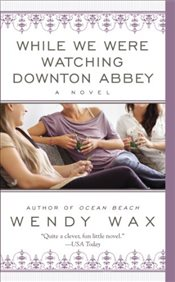 While We Were Watching Downton Abbey - Wax, Wendy