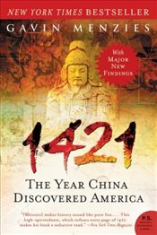 1421 : The Year China Discovered America (P.S.) - Menzies, Gavin