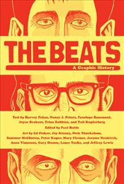 Beats : A Graphic History - Pekar, Harvey
