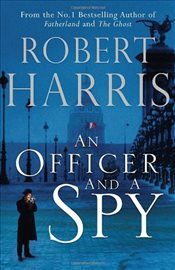 Officer and a Spy - Harris, Robert