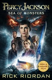 Percy Jackson and the Sea of Monsters - Riordan, Rick