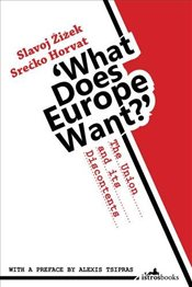 What Does Europe Want?: The Union and its Discontents - Zizek, Slavoj
