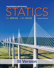 Engineering Mechanics : Statics 7e ISV WileyPlus Bundle Şifreli - Meriam, J. L.