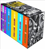 Harry Potter The Complete Collection (Adult Paperback) - Rowling, J. K.