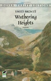 Wuthering Heights (Dover Thrift Editions) - Bronte, Emily