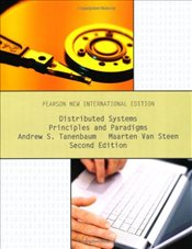 Distributed Systems 2e PNIE : Principles and Paradigms - TANENBAUM, ANDREW S.