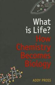 What is Life : How Chemistry Becomes Biology - Pross, Addy